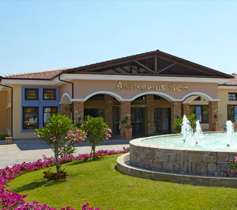 Anthemus Sea Resort Halkidiki